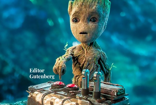 Editor Gutenberg WordPress 5.0
