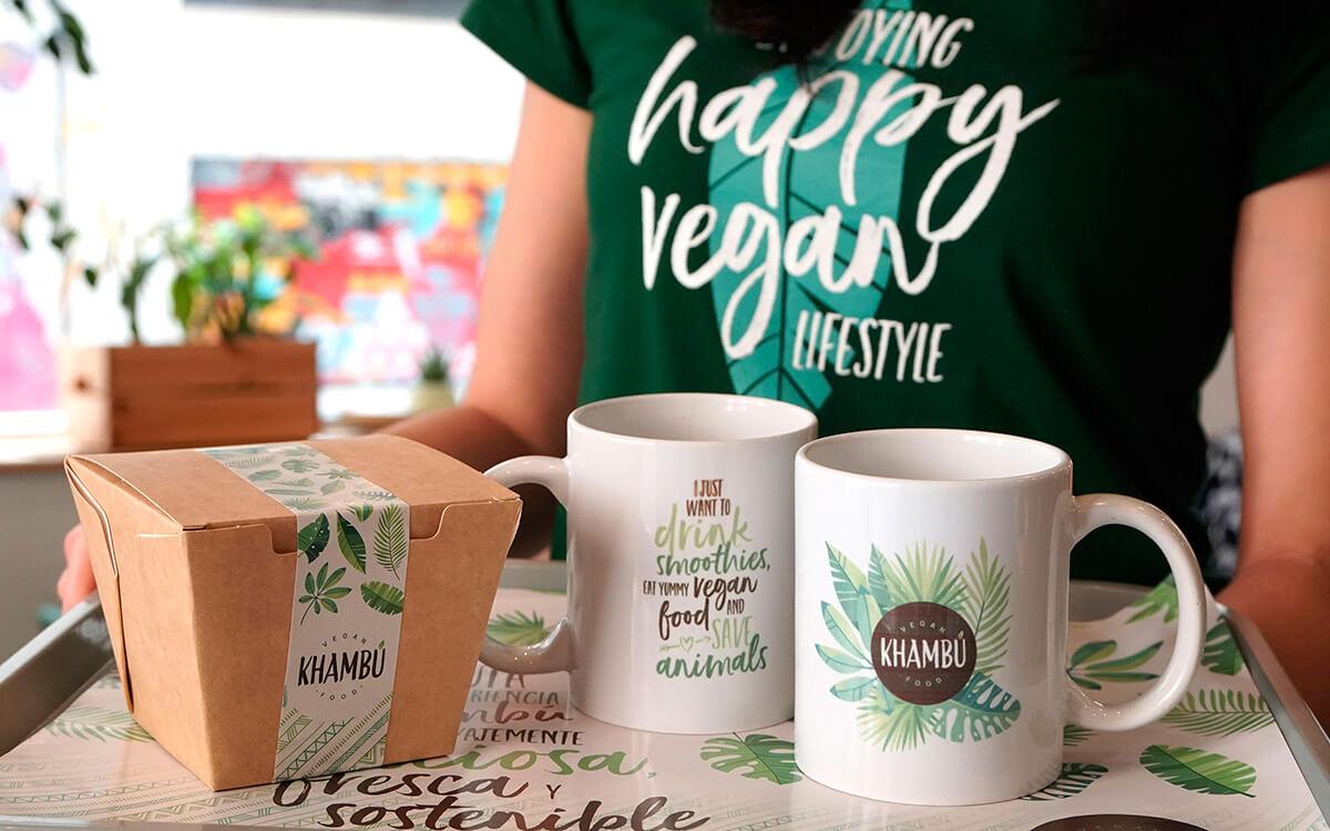 Khambu vegan Valencia
