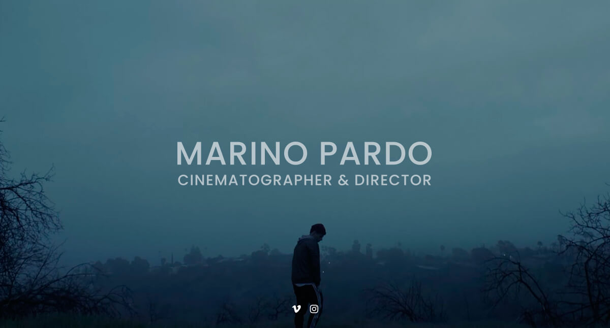Marino Pardo CInematographer